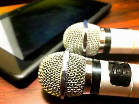 Image of karaoke