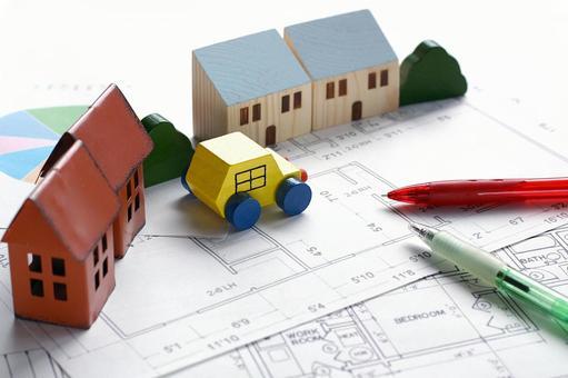 Housing design drawing 2