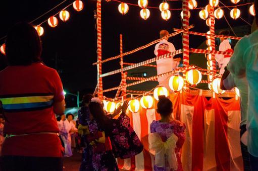 Summer festival oar 16