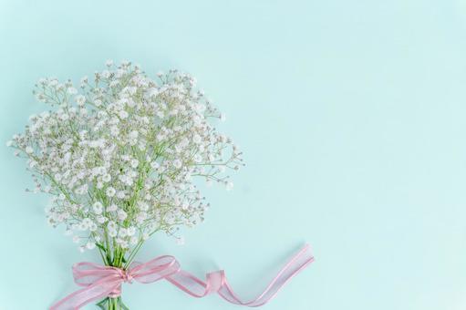 Gypsophila bouquet