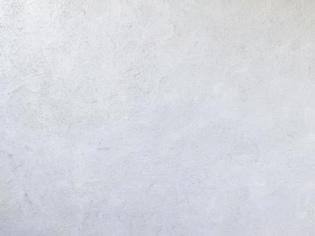 White clay wall