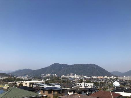 Cityscape of Japan (Hiroshima City, Hiroshima Prefecture)