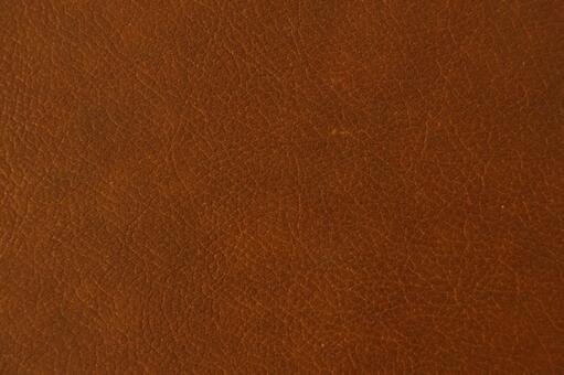 Leather background material