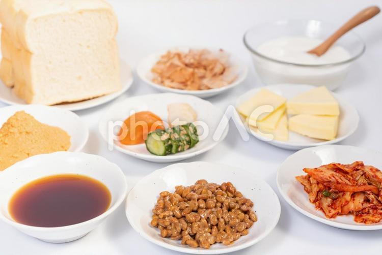 発酵食品 の写真