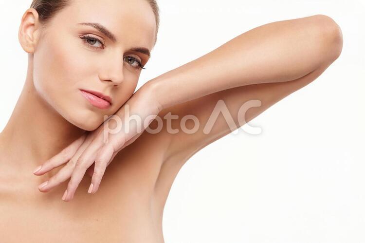 女性 ビューティーイメージ67の写真