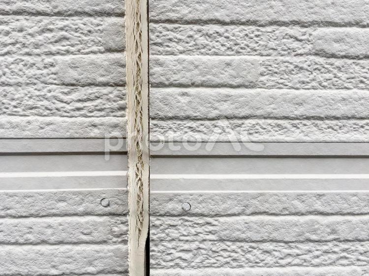 コーキング 防水 劣化 住宅 壁面 壁 かべ シーリング 目地 目地材 雨漏りリフォームの写真