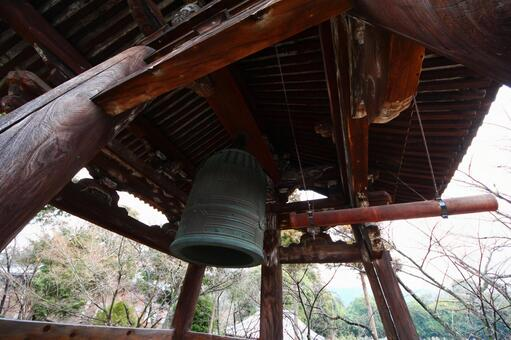 The temple bell 2