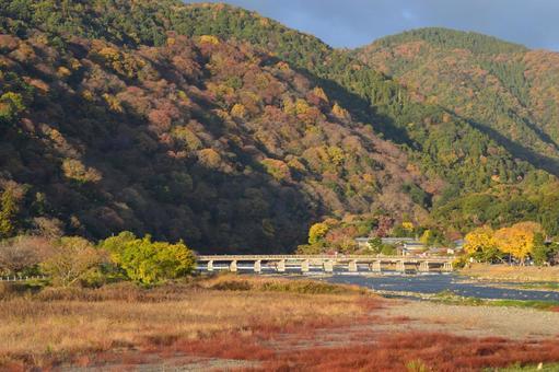 Autumn in Arashiyama, Kyoto 02
