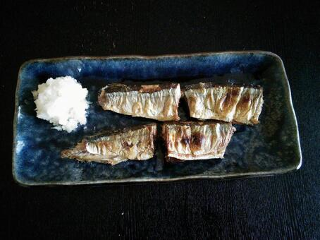 Sake of salt sauce