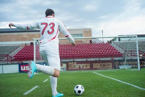 Soccer Kick 21