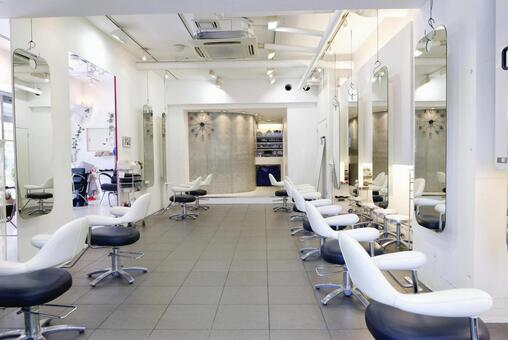 Beauty salon store 1