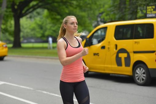 Women who exercise 3