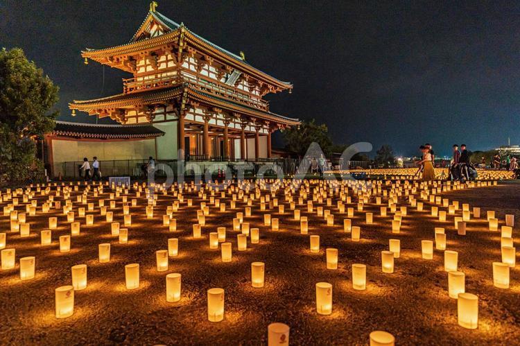 奈良県【平城京跡 天平たなばた祭】14の写真