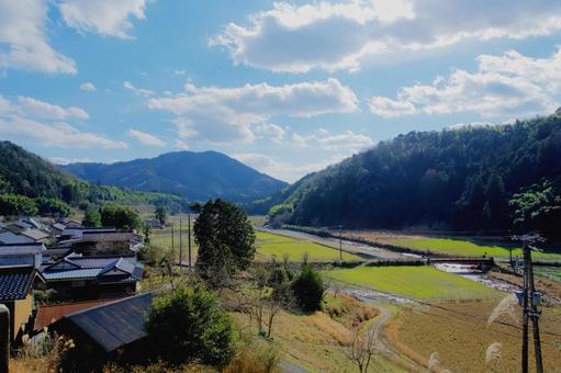 일본의 원 풍경