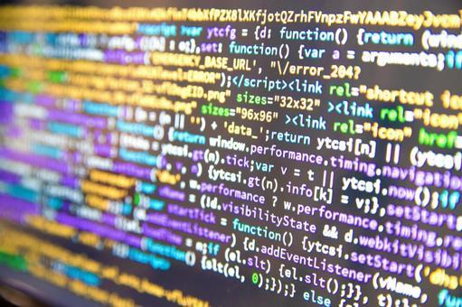 Program coding code