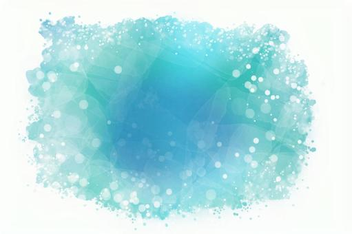 Great for early summer glitter watercolor background texture frames