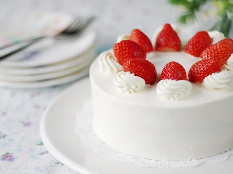Short cake 1