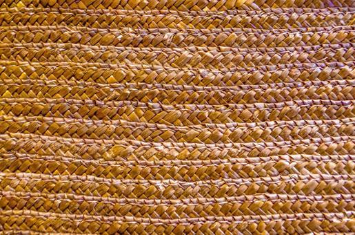 Straw braided texture
