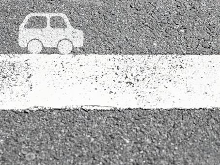 Car image running on the road 4