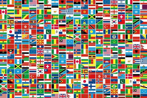 Flag of the world 1