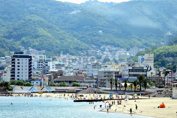 熱海ビーチの写真