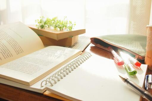 Study with foreign books 1