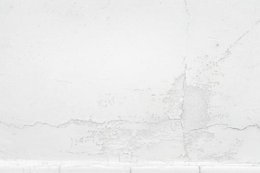 Background User-friendly universal background White wall crack