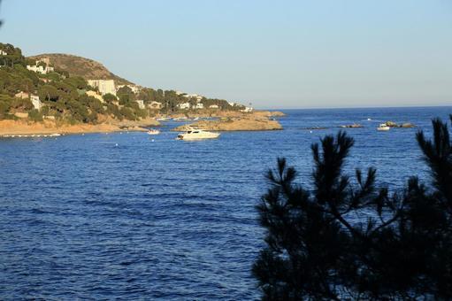 프랑스의 바다와 곶