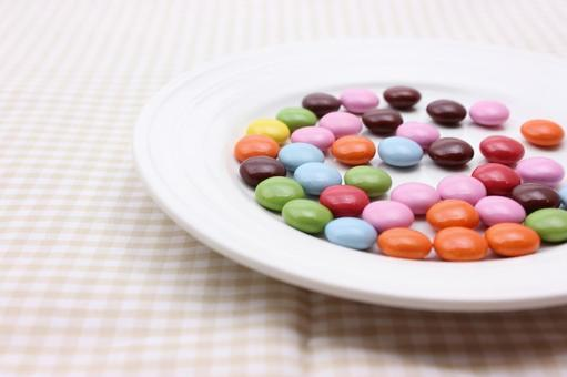 Colorful chocolate 5