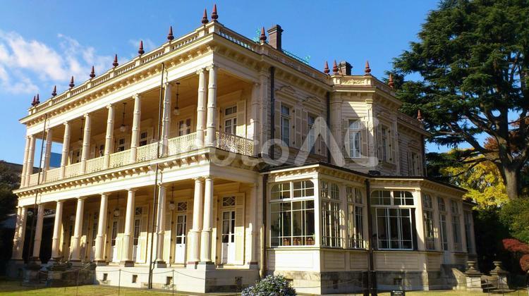 旧岩崎邸庭園の写真