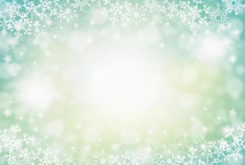 冬天背景图像