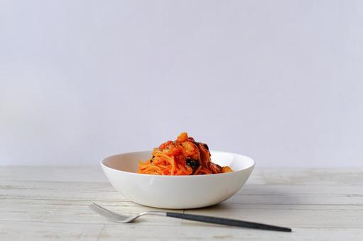 Pasta at home ④