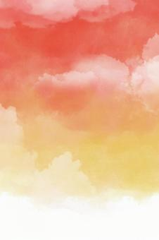 Watercolor / Evening [TKPp]