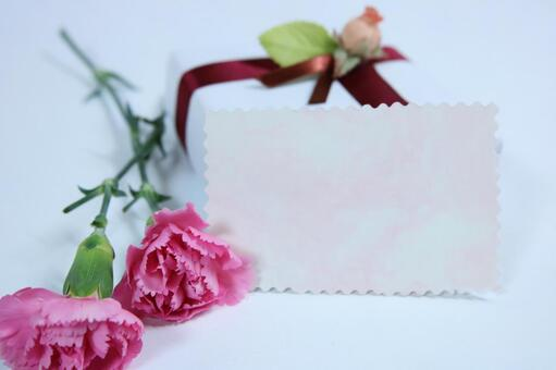Mother's Day Message Card (without letters)