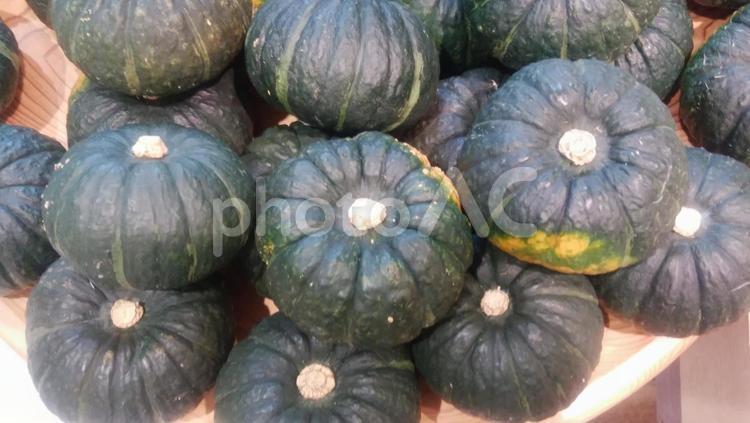 かぼちゃ カボチャの写真