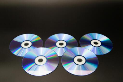 DVD-R Olympic Mark