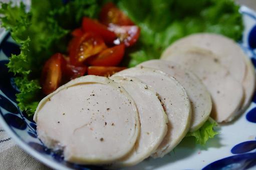 Chicken ham 9