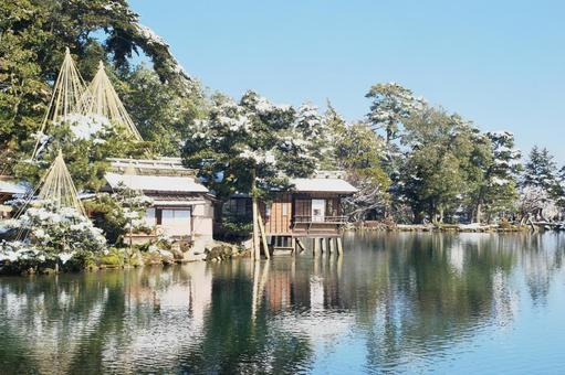 가나자와의 겐로쿠엔