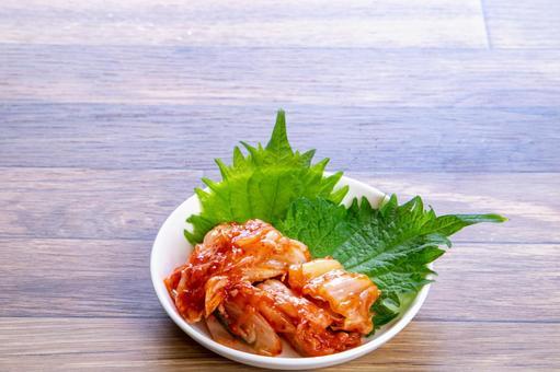 Japanese style kimchi