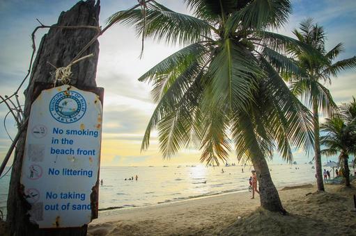 Philippines Boracay Island White Beach 04