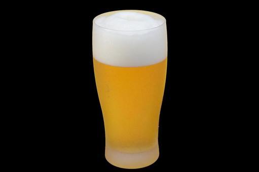 Glass beer summer (PSD)