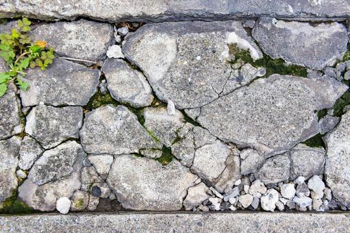 混凝土路面