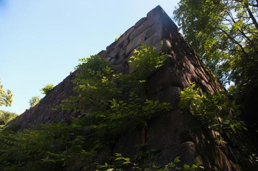 Xu Haiqi stone wall
