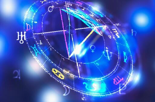 Western astrology horoscope symbol 171023a