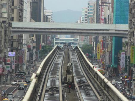타이베이 MRT 역