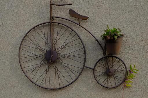 Bicycle Wall Decoration
