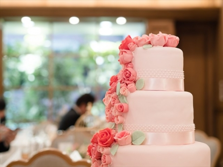婚禮蛋糕圖片