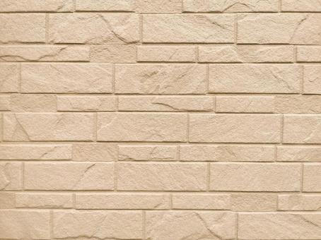 Outer wall pattern beige