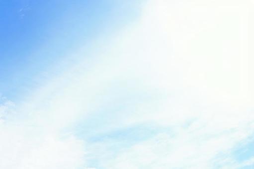 Texture background sky light blue background material glitter