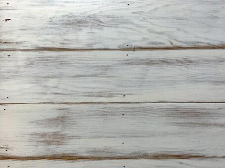 Background material 87 (white paint)